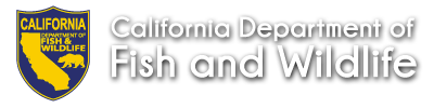 CA Fish and Wildlife Logo